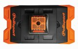 Bike Mat orange/black
