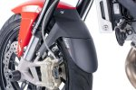 Front fender extension 5798N Negru