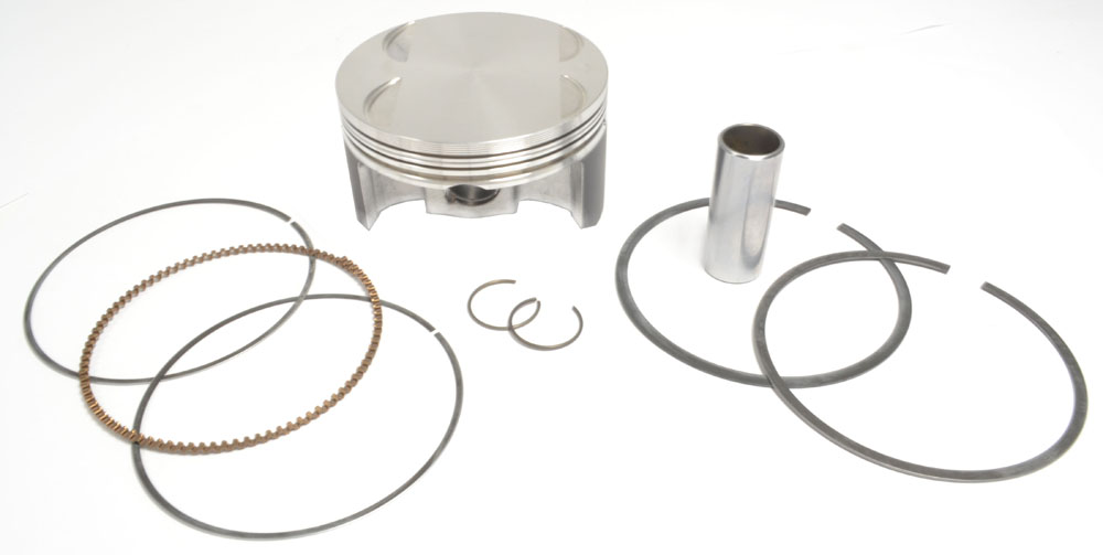 Kit piston forjat d 93,95 - ATV / ATV HONDA / 450 / TRX 450