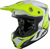 MX helmet AXXIS WOLF ABS star strack a3 gloss fluor yellow M